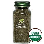 Simply Organic Thyme Leaf Whole ORGANIC 0.78 oz bottle (a)