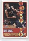 Shawn Bradley (Basketball Card) 2003-04 Bazooka - Boo-Yah! Memorabilia #BBY-SB