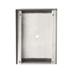 Aiphone SBXDVF Surface Mount Enclosure Box for Flush Mount Door Station by AiPhone