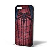 Amazing Spiderman Logo Custom for Iphone Case (iPhone 5/5s Black)