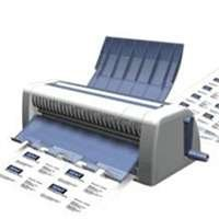 - GEM CardMate Business Card Cutter