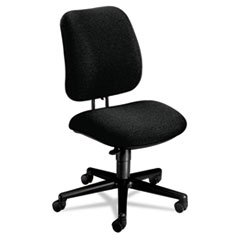 7700 Series Swivel - 7700 Series Swivel Task Chair, Black By: HON