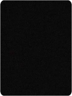 Championship Invitational 8' Black Pool Table Felt