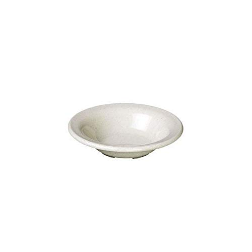 Thunder Group Western Melamine San Marino Fruit Bowl, 3.5 Ounce - 12 per case. 3.5 Ounce Fruit Bowl