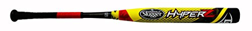 Louisville Slugger SBHZ16S Slow Pitch Hyper Z Senior Softball Baseball Bat, 34-Inch/28-Ounce