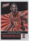 Malcolm Hill #11/49 (Trading Card) 2017 Panini National Convention - Prospects - Rainbow Spokes #9
