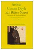 221B Baker street. Sei ritratti di Sherlock Holmes. Testo a fronte