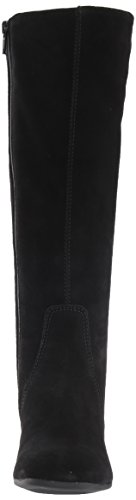 Black Classic La Suede Jackie Canadienne Women's Boot wZqv7