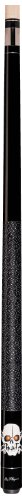 Players Y-B03 Sk8ter Skull Cue, 48-Inch
