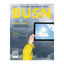 Package: BUSN, Second Canadian Edition + CourseMate Printed Access Code (12 months)