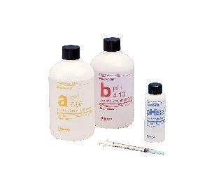 700902 - Orion Pure Water pH Buffers and pHISA Adjustor, Thermo Scientific - Buffer C, pH 9.15 - Case of 4