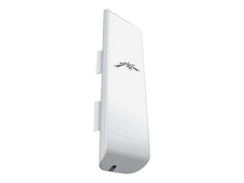 Pre 802.11n - Ubiquiti Nanostation NSM5, 5GHz, 802.11a/n Hi-power 20 dBm Minimum, 2x2 MIMO AirMax TDMA PoE Station