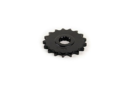 1999-2002 fits Yamaha R6 YZF-R6 530 Conversion Front Steel Sprocket 17 Tooth ()