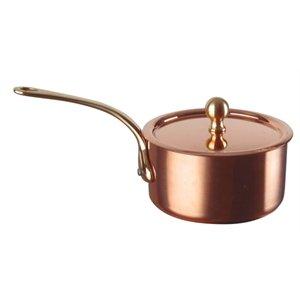 Mini casserole cuivre