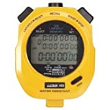 Ultrak 495Y Stopwatch - Yellow