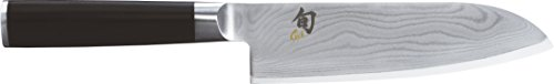 Shun DM0702 Classic 7-Inch Santoku Knife