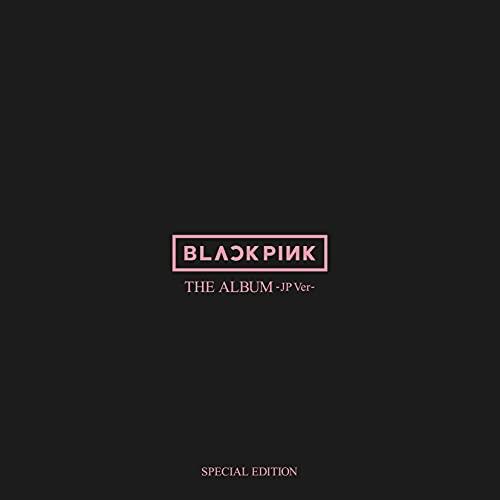 [2021년 8월 3일 발매예정] 블랙핑크 BLACK PINK - THE ALBUM -JP Ver.- (SPECIAL EDITION 통상반)(Blu-ray포함)(특전:메가 자케(통상반 도안)포함)