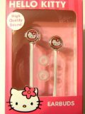 Hello Kitty HK-14429-6 Round Ear Buds (HK-14429-6)