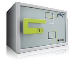 Godrej Ceres Coffer VI Safe (Grey)
