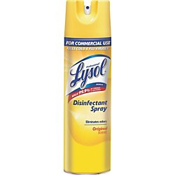 Professional Lysol Disinfectant Spray, Original Scent, 19oz