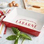 Sur La Table Lasagna Baker H3601AS-BK15H-C