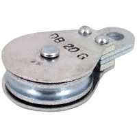 Deuer Db35g Fixed Cable Block, 3-1/2