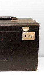 Singer Featherweight 221 Sewing Machine Case Improved w/ ...