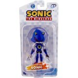 """Sonic the Hedgehog Classic Metal Sonic 3"""" Action Figure by Jazwares"""