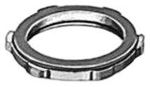Bridgeport 145 1-1/2-Inch Steel PVC Sealing Locknut, 10-Pack