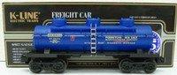 K-Line K5425 Penn Salt 3- Dome Tank Car O Gauge