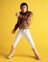 Realistic Action Heroes No.168 Retsu Ichijoji (Space Sheriff Gavan) 12 inches action figure