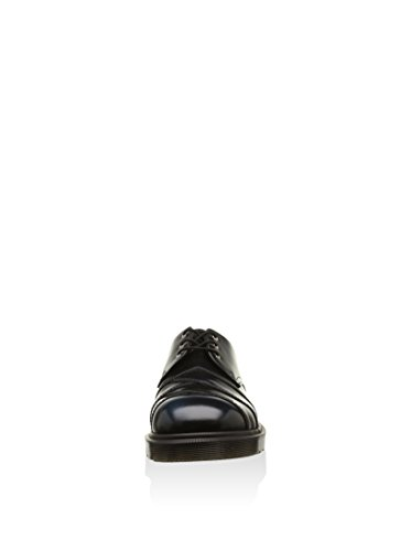 Dr Martens Stax Core-Homme-Bleu Marine-T Chaussures en cuir Premium