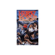 Screamers (Hardy Boys Casefiles No. 72)