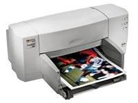 HP Deskjet 722c - Printer - color - ink-jet - Legal, A4 - 600 dpi x 600 dpi - up to 8 ppm (mono) / up to 4 ppm (color) - 4 Ppm Colour