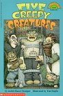 Five Creepy Creatures, Judith Bauer Stamper, 0590921541