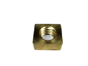 Nut-bowl Lift Screw (brass) For Hobart Mixer - Part# 24198 by Hobart