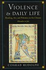 img - for Violence and Daily Life by Conrad Rudolph (1997-06-23) book / textbook / text book