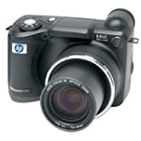 HP PhotoSmart 945 - Digital camera - compact - 5.3 Mpix - optical zoom: 8 x - supported memory: MMC, SD Explained Review Image