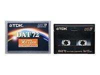 Refurbish TDK DAT 72 DDS- 5 Data Tape (36/72GB) (DC4-170) by TDK