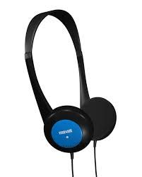 Maxell 190338 Lightweight & Small Volume Protection 30mm Driver Comfortable Kids Safe Children Headphones with Interchangable Colors