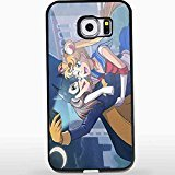 [Sailor Moon and Bat Women Selfie for Iphone and Samsung Galaxy Case (Samsung Galaxy S6 black)] (Female Tv Characters Costumes)