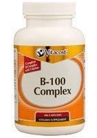 Vitacost B-100 Complex -- 100 Capsules