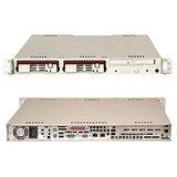 Super Micro SSERVER 5014CTB 1U P4 800-BLK P8SCI SATA2XGETH 260 ( SYS-5014CTB )