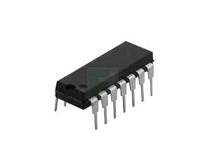 LM Series 0.6 V/US 32 V Single Supply Quad Operational Amplifier - PDIP-14, Pack of 75 (LM224NG)