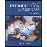 Introduction to Business, Jeff Madura, 0763836206
