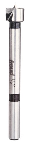 Freud FB-003 1/2-Inch by 5/16-Inch Shank Forstner Drill Bit