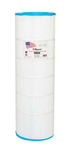 All American Cartridge AA-P200 Pool Replacement Cartridge for Pentair Clean and Clear 200, R173217, 59054400, Unicel C-9419, Pleatco PAP200, Filbur FC-0688 Pool Filter (P200 Replacement)