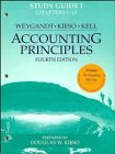 Accounting Principles : Chapters 1-13, Weygandt, Jerry J. and Kell, Walter G., 0471111031
