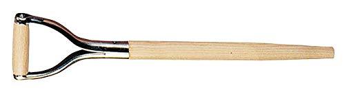 "True Temper D-Grip Shovel Replacement Handle, 26-1/2"", Wood and Steel - 2053100"