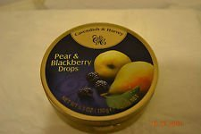 Cavendish & Harvey Pear & Blackberry Drops 200g QUALITY BRITISH FOOD 0102 by Cavendish by Cavendish